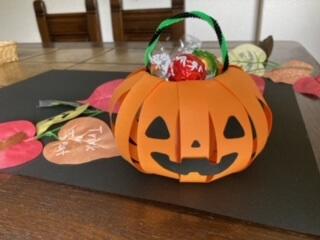10月のカフェ・パレットチラシ